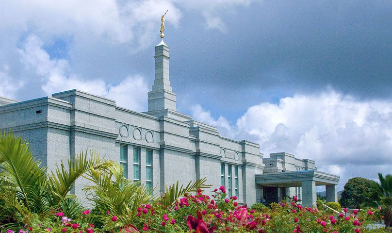 Suva Fiji Lds Temple Renovations Completed Westland Construction